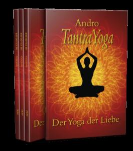 TantraYoga - Der Yoga der Liebe - Das Buch
